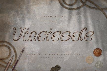 Vincicode - Elegant Vintage Script