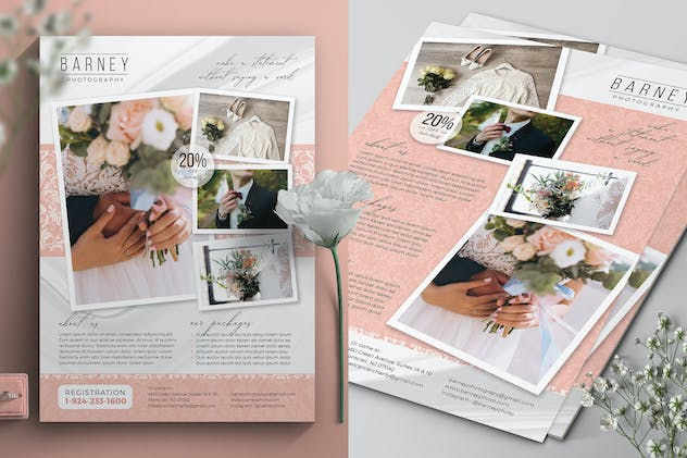 Simple Photography Flyer