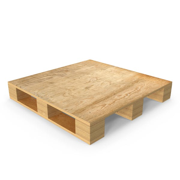 Thumbnail for Wood Pallet