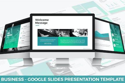 Business - Google Slides Presentation Template