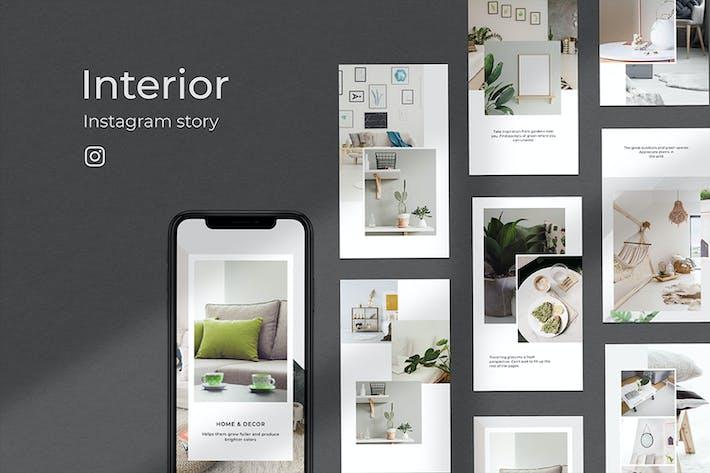 Interior - Instagram Story