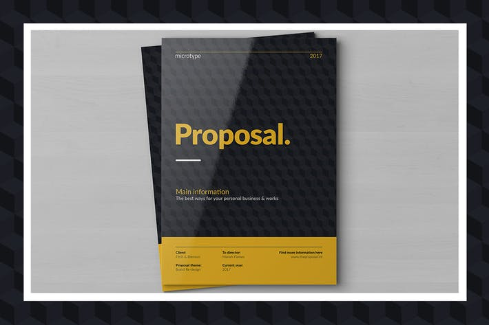 Cover Image For Creative Proposal