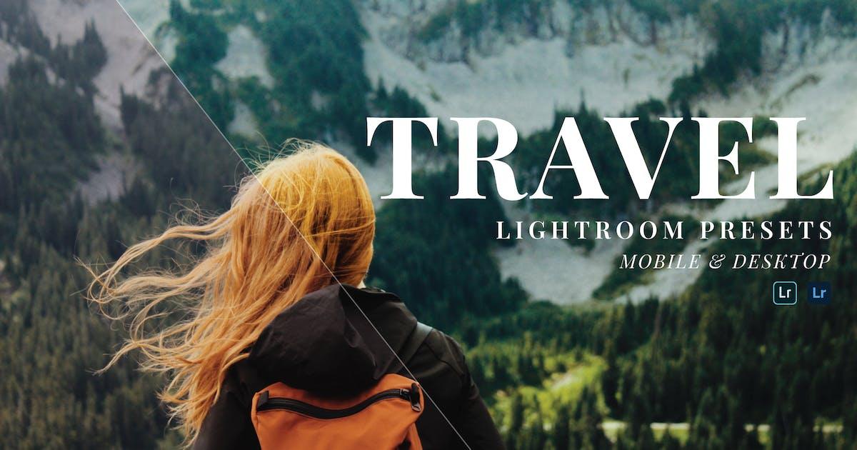 Download Travel Mobile and Desktop Lightroom Presets by Laksmitagraphics