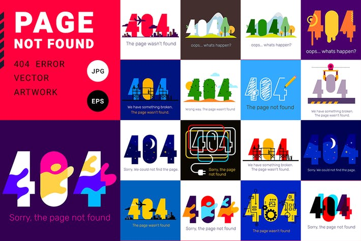 Page not found | set