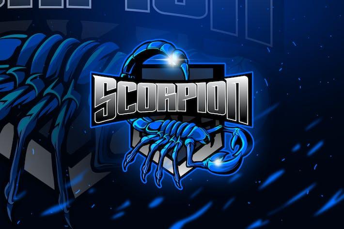 Thumbnail for Scorpions - Mascot & Esport Logo