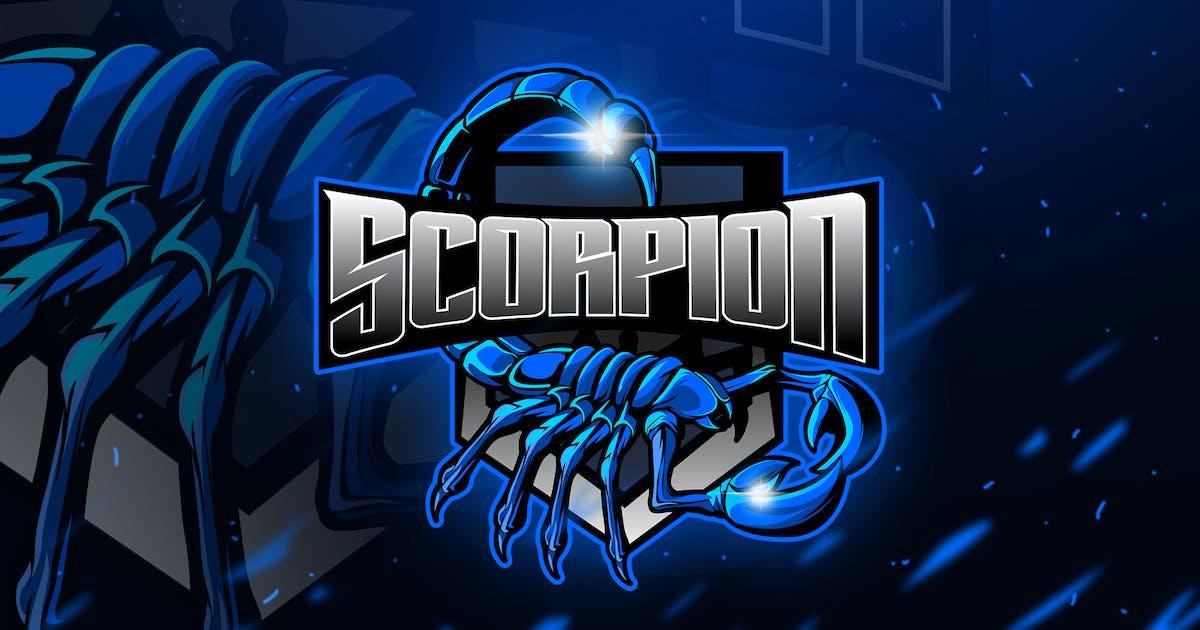 Download Scorpions - Mascot & Esport Logo by aqrstudio