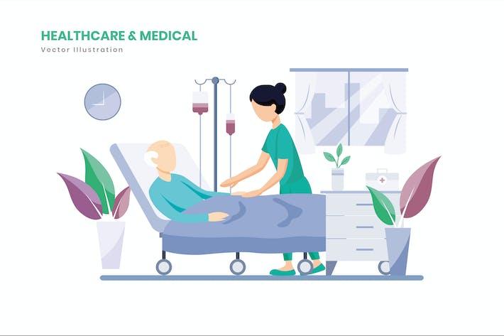 Thumbnail for Gesundheitswesen & Medizinische Illustration