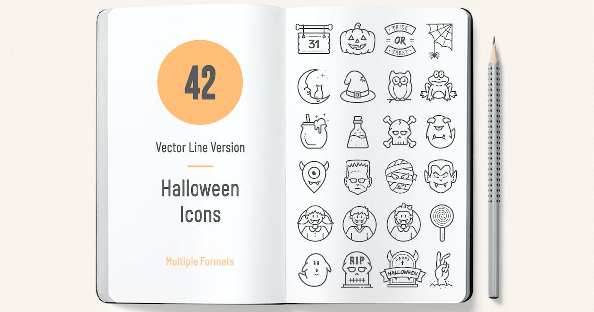 Download Halloween Icons by Sargatal