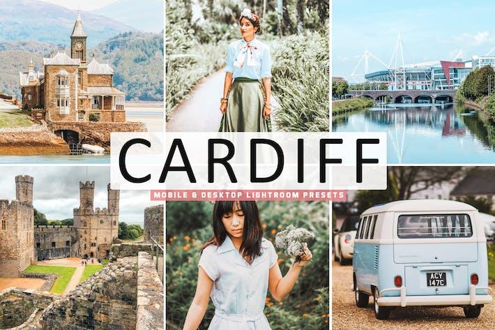 Thumbnail for Cardiff Mobile & Desktop Lightroom Presets