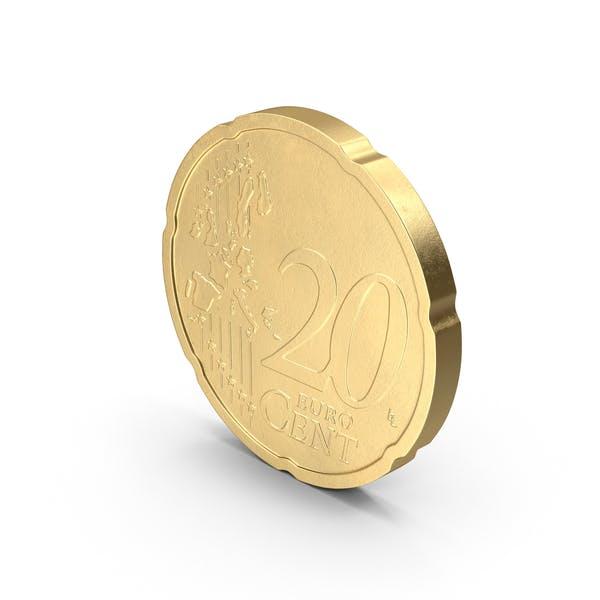 Thumbnail for Italian 20 Cent Euro Coin