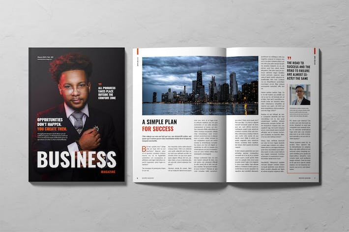 Thumbnail for Business Magazine Company News