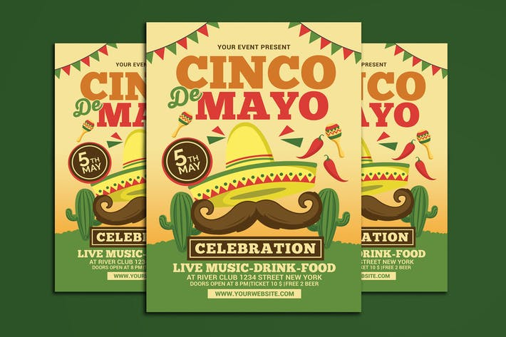 Cover Image For Cinco de Mayo Celebration