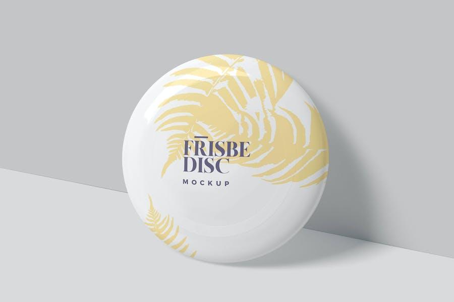 Frisbee Mockups
