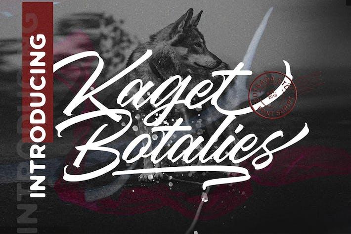 Thumbnail for Script de Kaget Botalies