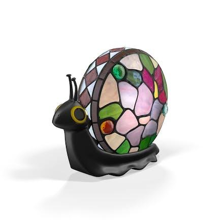 Lámpara de Caracol Animal