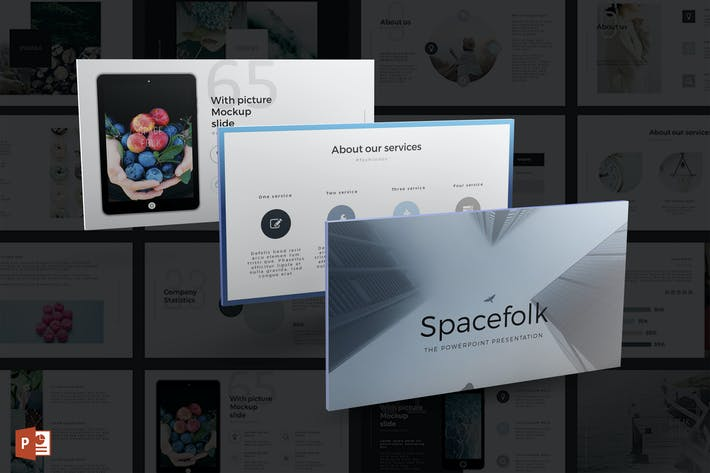 Download 1662 powerpoint presentation templates envato elements thumbnail for spacefolk powerpoint template toneelgroepblik Images