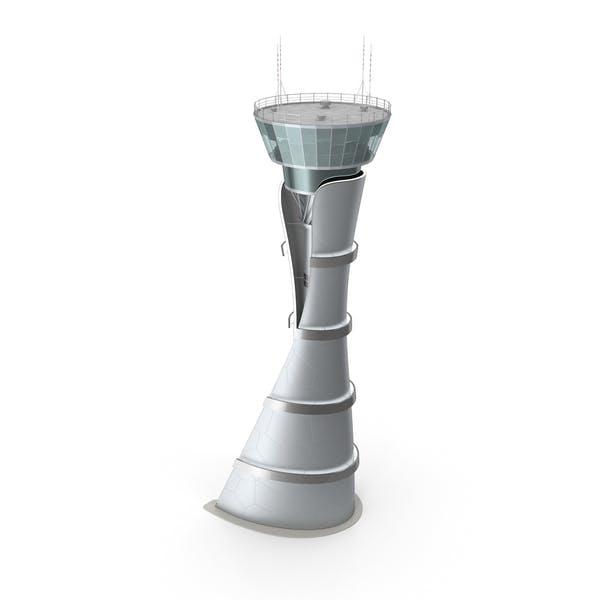 Flughafen Air Traffic Control Tower