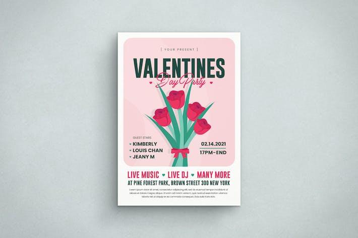 Thumbnail for Valentine Flyer
