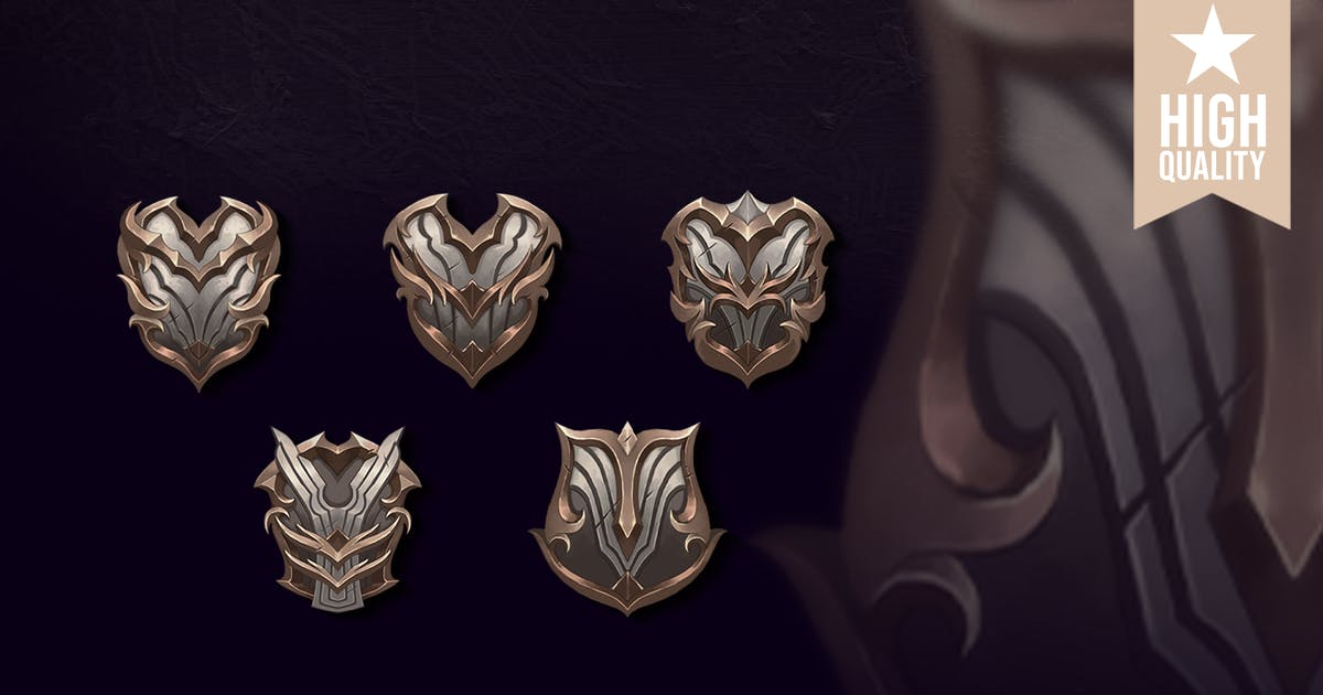Download Sub Badges Ethanor Shield for Twitch by overlaytemplate