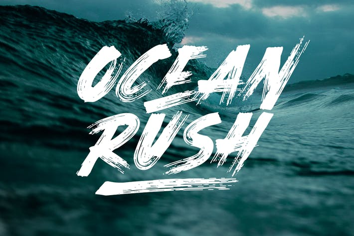 Thumbnail for Ocean Rush - Fuente Pincel
