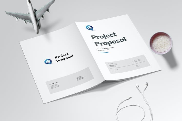 Thumbnail for Proposal Brochure