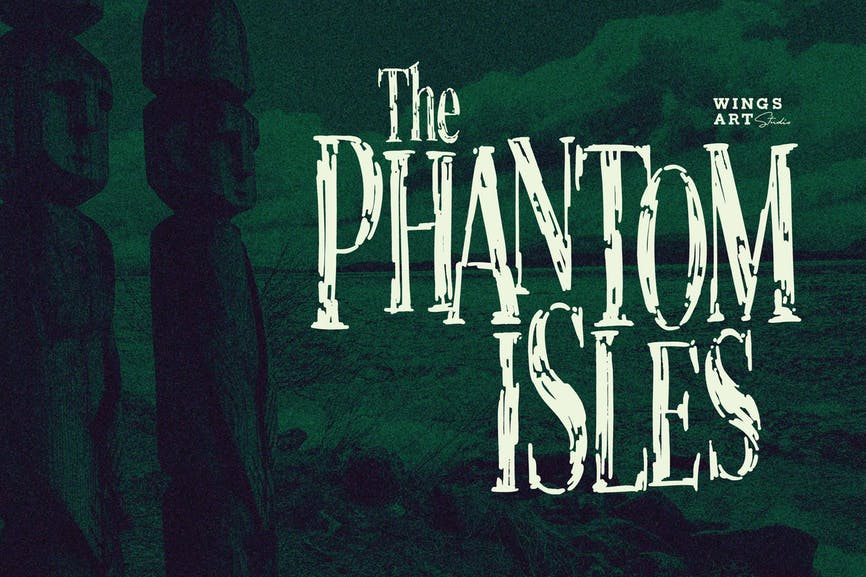Phantom-Isles