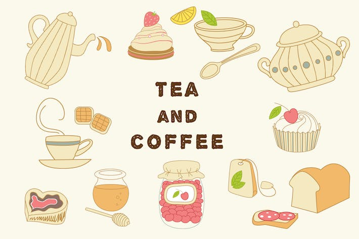 Thumbnail for Tea and Coffee