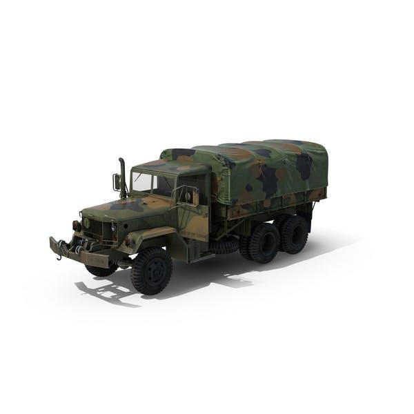 Camión Militar de media tonelada