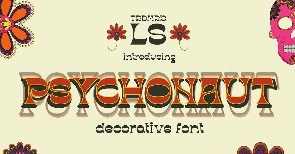 Download Psychonaut   Font by LetterStockStd