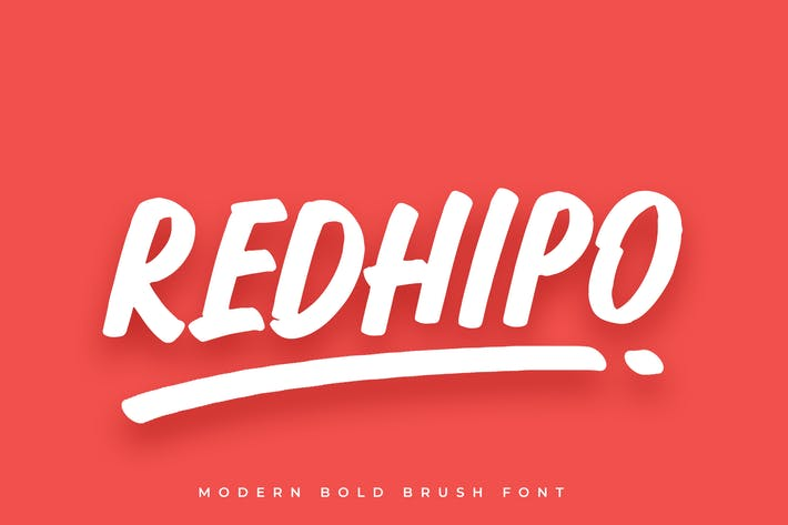Thumbnail for Redhipo Modern Brush