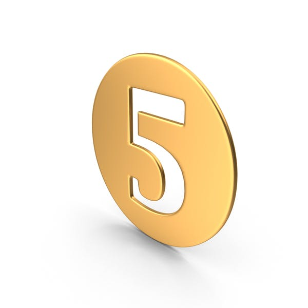 Thumbnail for Numeral 5