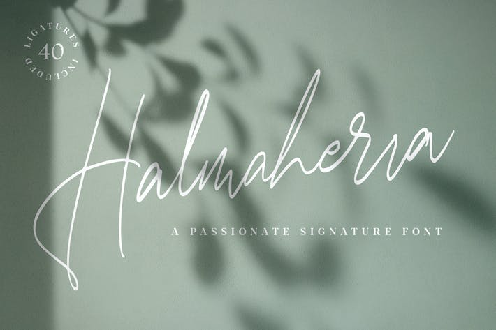 Thumbnail for Signature Halmaherra