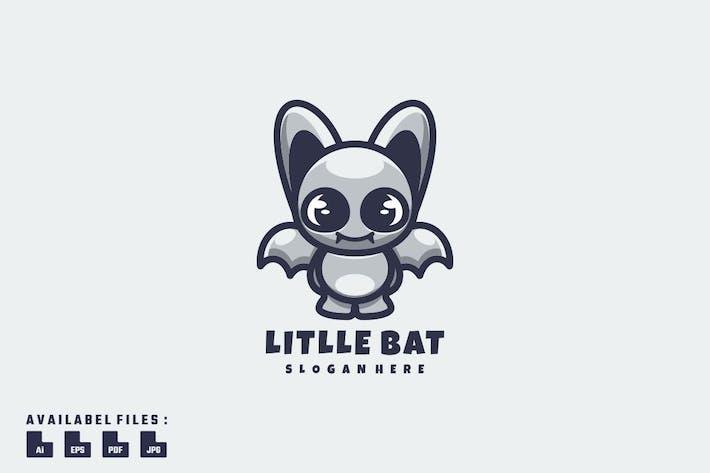 Bat Logo Mascot