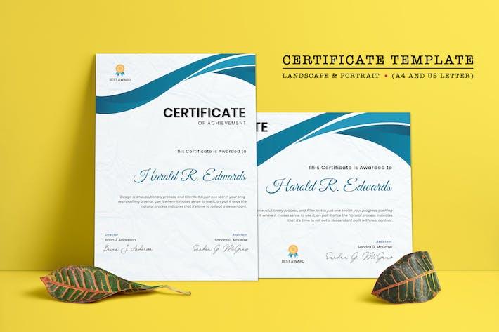 Certificate Template-06