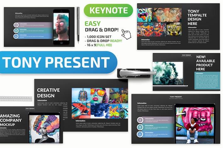 Thumbnail for Tony Keynote Presentation