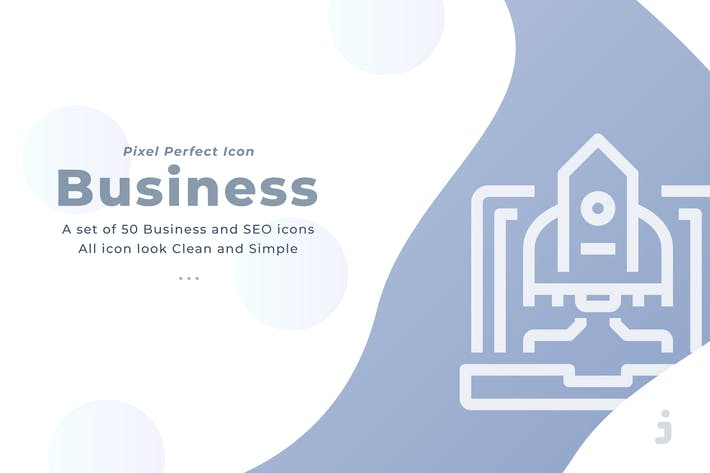 Thumbnail for 50 Seo and Marketing icons