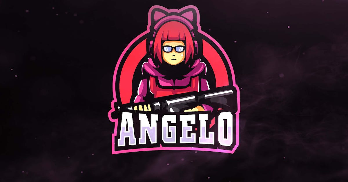 Download Angelo Sport and Esports Logo by ovozdigital
