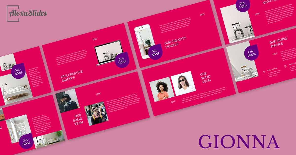 Download Gianona - Creative Powerpoint Template by alexacrib