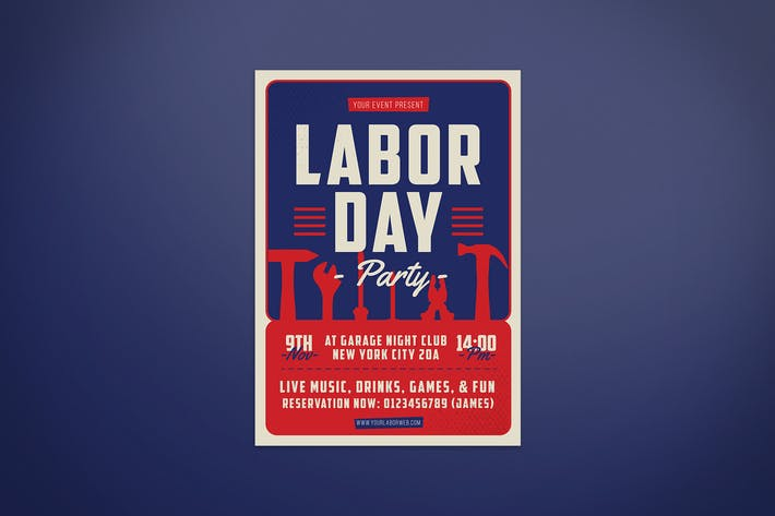 Thumbnail for Labor Day