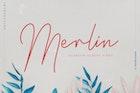 Merlin - Elegant Fashion Script