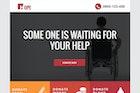Hope - Non Profit Unbounce Landing page