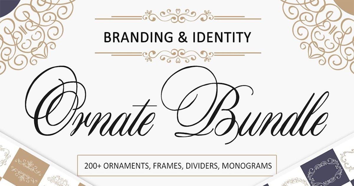 Download Ornate Bundle. Branding and Logos by switzergirl