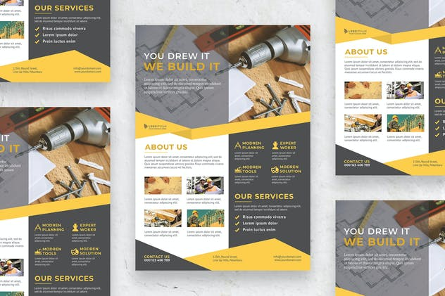 Construction - Poster - product preview 0