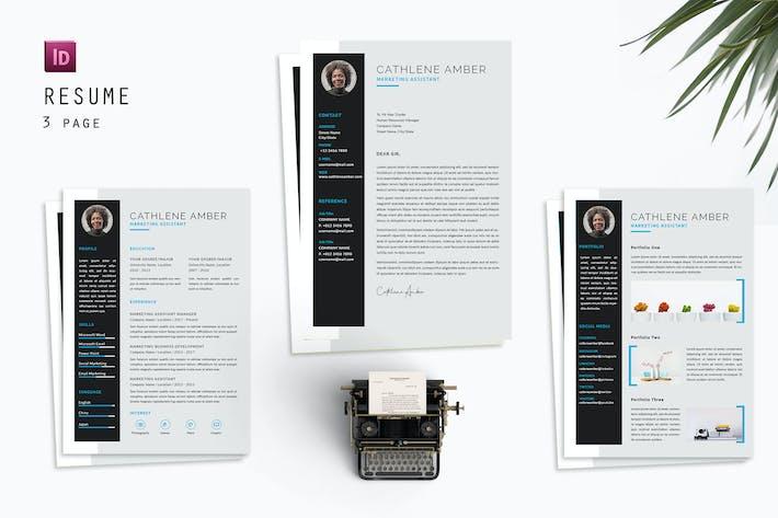 Cathlene Resume Designer