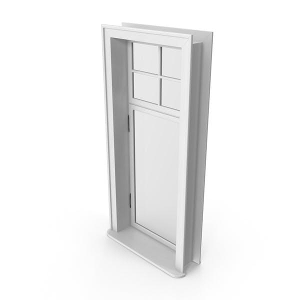 Классическое окно