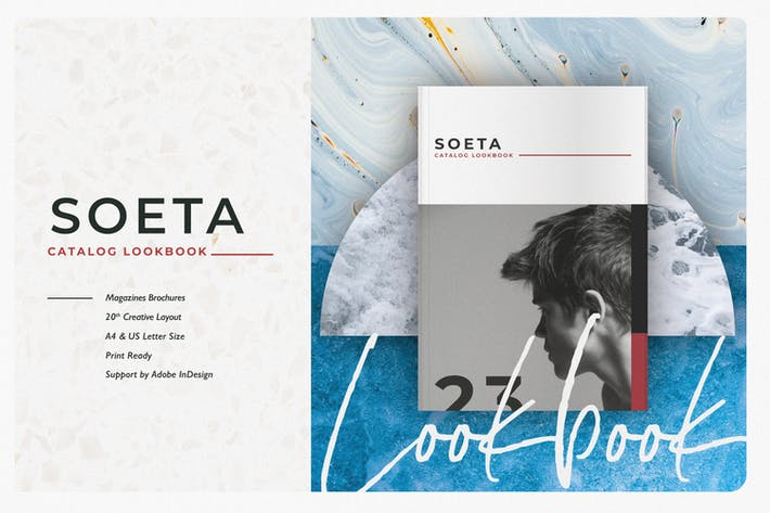 Thumbnail for Soeta Catalog Lookbook