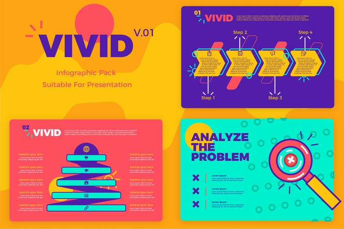 Thumbnail for Vivid v1 - Infographic