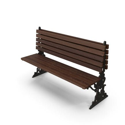 City Bench Dirty One Sided