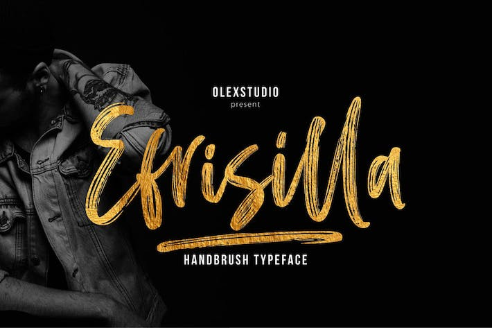Thumbnail for EFRISILLA - Handbrush