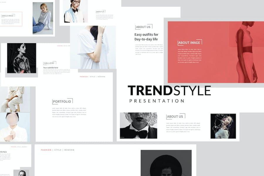 TREND - Keynote ⚡️